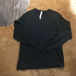 Lululemon Long-Sleeve Running Top. Size XL